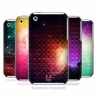 HEAD CASE DESIGNS STUDDED OMBRE HARD BACK CASE FOR APPLE iPHONE 3G / 3GS