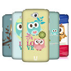 HEAD CASE DESIGNS KAWAII OWL HARD BACK CASE FOR LG G PRO LITE / D680 / D682TR