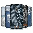 HEAD CASE DESIGNS JEANS AND LACES HARD BACK CASE FOR NOKIA LUMIA 620