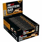 Pro Elite Protein Bars 12x60g Meal Replacement Mass Muscle Size Gainer Bar