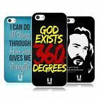 HEAD CASE DESIGNS CHRISTIAN INSPIRED SOFT GEL CASE FOR APPLE iPHONE 5C