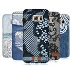 HEAD CASE DESIGNS JEANS AND LACES HARD BACK CASE FOR SAMSUNG GALAXY S7 EDGE