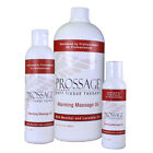 Prossage Warming Massage Oil No Nut Oil Gluten Free Paraben Free W/ Lavender Oil