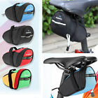 Outdoor ROSWHEEL Waterproof Cycling Bike Saddle Seat Bag Rear Tail Storage Pouch
