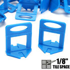 "400X 1/8"" Tile Leveling System Clips Wall Floor Tile Spacer Tiling Lippage 3.0mm"