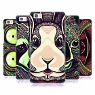 HEAD CASE DESIGNS AZTEC ANIMAL FACES SERIES 5 HARD BACK CASE FOR HUAWEI P8LITE