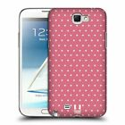HEAD CASE DESIGNS FRENCH COUNTRY PATTERNS BACK CASE FOR SAMSUNG GALAXY NOTE 2 II