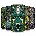HEAD CASE DESIGNS AZTEC ANIMAL FACES SERIES 6 HARD BACK CASE FOR LG G2