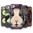HEAD CASE DESIGNS AZTEC ANIMAL FACES SERIES 5 GEL CASE FOR APPLE iPHONE 4 4S