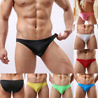 Mens Briefs Trunks Underwear Men Boxer Briefs Shorts Bulge Pouch Soft Underpants