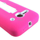 For Alcatel One Touch Evolve 2 Shockproof Rugged Impact Hybrid Armor Stand Case