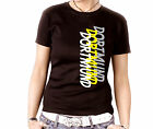 Damen Shirt Top Tee tattoo Meine Stadt Fun Shirt Ultras Pyro Fastival Dortmund