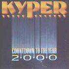 Kyper - Countdown to the Year 2000 (CD, 1992, Atlantic) WITH LONGBOX (open) !!