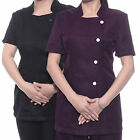 Beauty Tunic Spa Massage Therapist Health Work Nail Salon Wear Uniform New