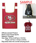 Brand New NFL San Francisco 49ers Pick Your Gear / Accessories Official Licensed