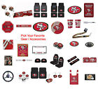 Brand New NFL San Francisco 49ers Pick Your Gear / Accessories Official Licensed on eBay