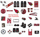 Brand New NFL Arizona Cardinals Pick Your Gear / Accessories Official Licensed