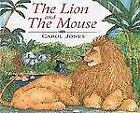 The Lion and the Mouse by Aesop (1997  Hardcover)