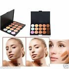 15 Colors Contour Concealer Face Cream Makeup Palette Professional + SPONGE NEW@