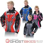 Wulf Attack Cub Padded Jacket Motocross Quad ATV Children Youth Kids Wulfsport