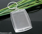 Wholesale 02 Key Chains&Key Rings W/Transparent Picture Frames