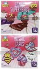 CREATIVE HANDS* VALENTINES CARDS KIT No Glue Needed CRAFTS Ages 4+ *YOU CHOOSE*