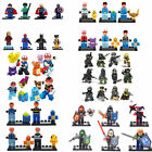 Building Block MiniFigure Pokemon Pikachu Star Wars Deadpool Toy Lots