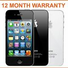 Apple iPhone 4S 8gb 16gb 32gb 64gb Black White Factory Unlocked Smartphone