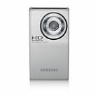Samsung HMX-U10 Ultra-Compact Full-HD Camcorder with 10 MP (Silver)