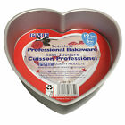 PME Heart Shaped Cake Baking Tin Pan Mould for Valentines Love Celebration