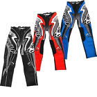 Wulf Attack Cub Trials Pants Kids Childrens Youth Motocross Off Road MX Trousers