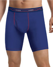 6 Hanes Men's X-Temp® Performance Cool Long Leg Boxer Briefs MWBLA3
