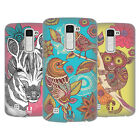 HEAD CASE DESIGNS FANCIFUL INTRICACIES HARD BACK CASE FOR LG PHONES 3