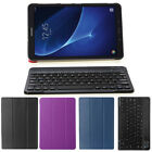 """For Samsung Galaxy Tab A 10.1"""" SM-T580 T585 Tablet Starter Smart Case + Keyboard"""
