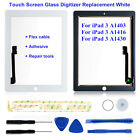 New Front Touch Screen Digitizer Replacement For Apple iPad 2/3/Air Black/White