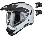 THH TX-27 Plain Dual Sports Motocross Helmet Off Road MX Adventure Bike Lid
