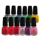 China Glaze Nail Polish Lacquer 0.5oz/15ml *Chose any 1 color* II