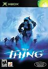 The Thing Xbox (2002) *USED* ORIGINAL XBOX