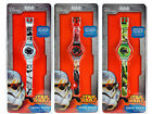 Official Licensed Star Wars Childrens Kids Digital Watch