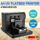 A4 UV Flatbed Printer Inkjet Printing Rip Software Plastic Extraction Fan
