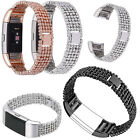 Hot!2017 Many Colors Replacement Bangle Strap Bracelet w/Tool Fr Fitbit Charge 2