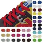 1 Pair Flat Athletic Shoelaces Sports Hiking Outwear Laces 120cm 20 Colors CA