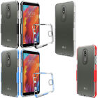 For ZTE ZMAX PRO IMPACT HYBRID Plating Protector Case Skin Phone Cover Accessory