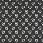 SUBTLE CHARM CHARCOAL MEDALLION CHOICE FABRIC QUILT SEWING FREE OZ POST **