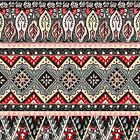 SUBTLE CHARM RED STRIPE CHOICE FABRIC QUILT SEWING CRAFT FREE OZ POST **