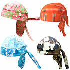 Baby Banz BANDANA 0-2YRS Baby/Child Hat Sun Protection Aqua/Pink/Camo/Orange BN