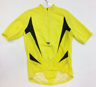 """SECONDS"" Kill CYCLING JERSEY - Yellow - Made in Italy by Santini"