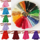 10/20/100 Pcs Mixed Color Lots Sold Tassels Craft Pendant NEW 13.5-14 cm