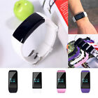 D21 OLED Wristband Heart Rate Smart Watch Smartband Bracelet For Android IOS