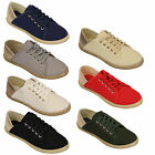 Ladies Pumps Womens Flat Trainers Lace Up Shimmer Casual Shoes Fashion New